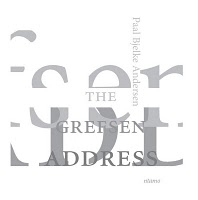 Paal Bjelke Andersen, THE GREFSEN ADDRESS (2010)